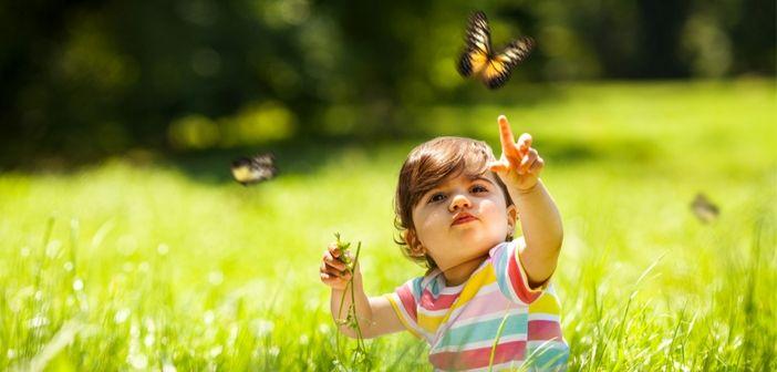 Actividades Bebé Naturaleza