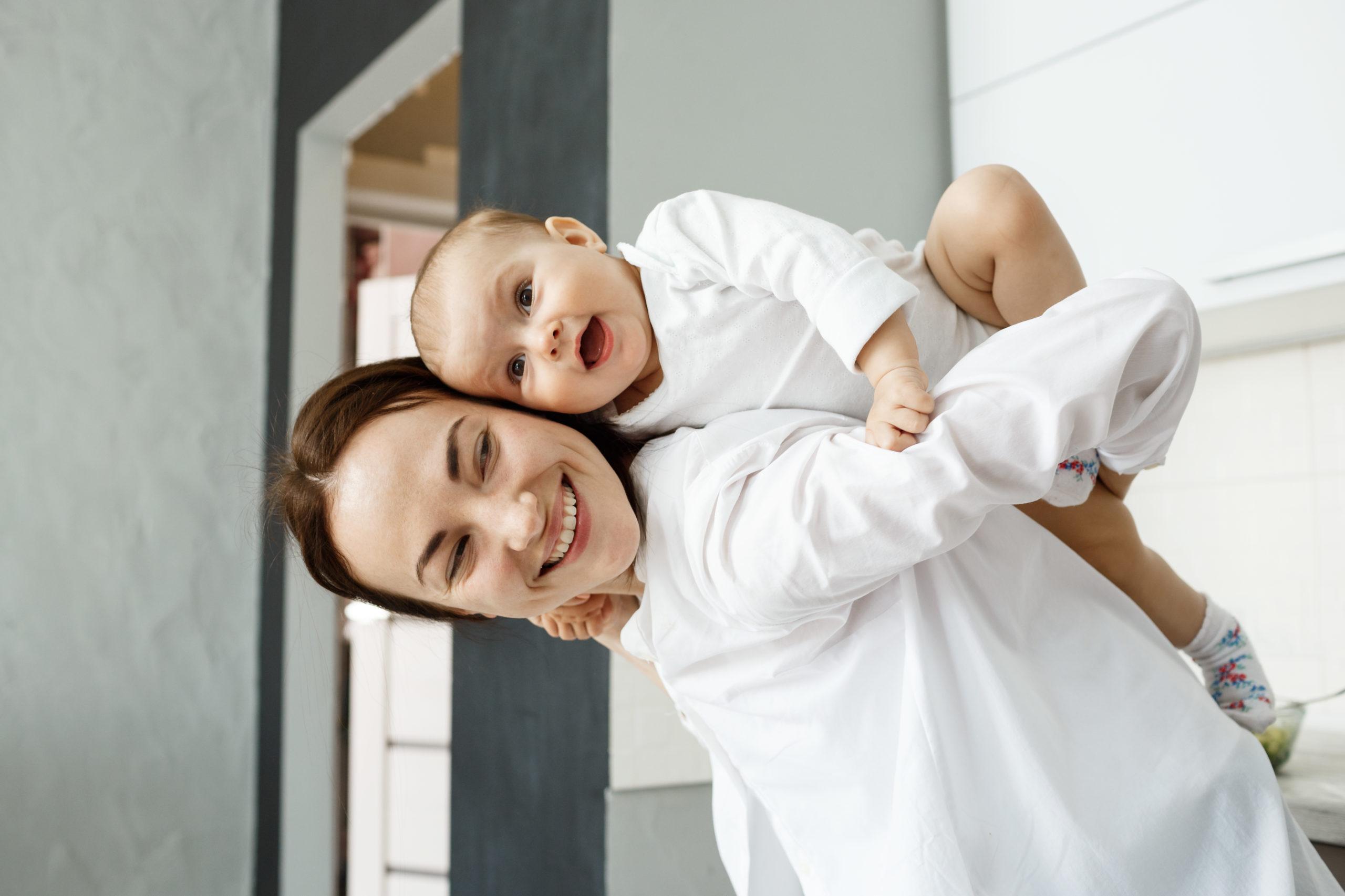 Bebé Desarrollo Socioemocional